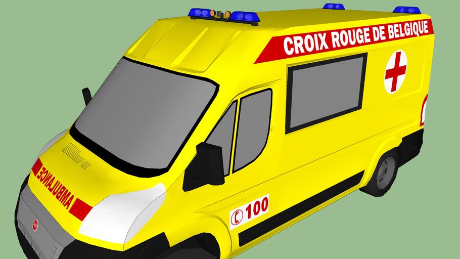 Croix Rouge de Belgique - Alex101