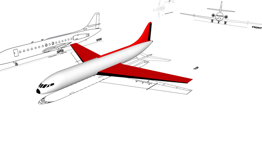 aereo 3d