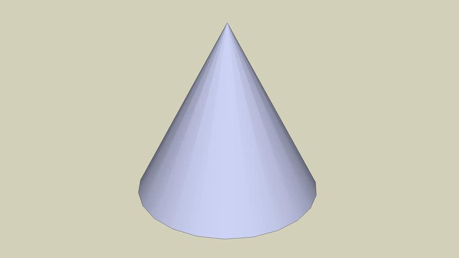 Pierpaolo - Cono - Solido di rotazione