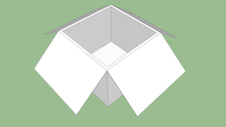 box with flaps w.i.p