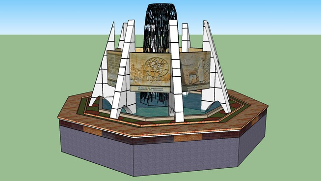 Monument to Coralista.