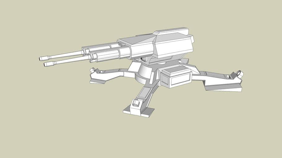 UAIT (Unmaned Anti Infantry Turret)
