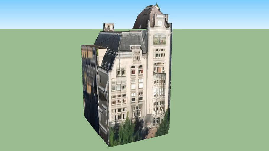 keizersgracht 176 Astoriagebouw