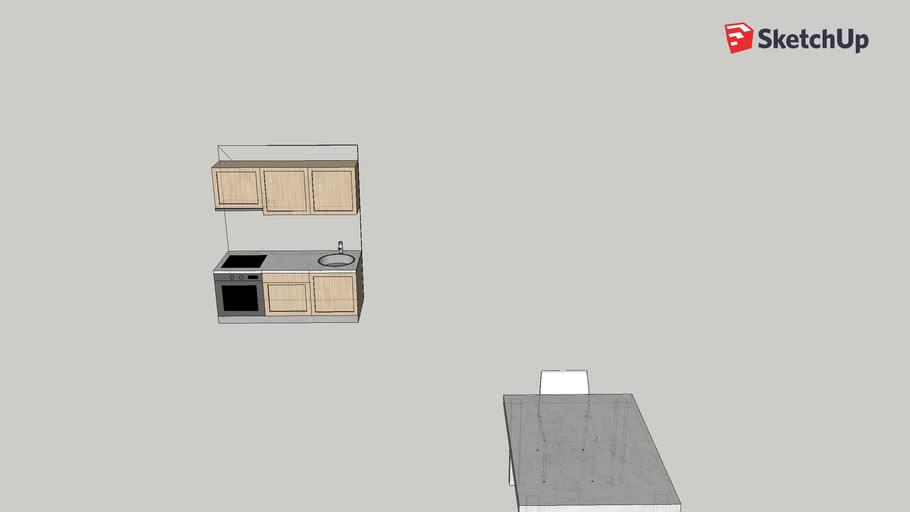 Дз Моделирование элементов мебели для обустройства будущего дома