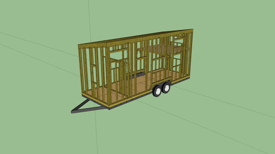 PS Tiny House with Roof