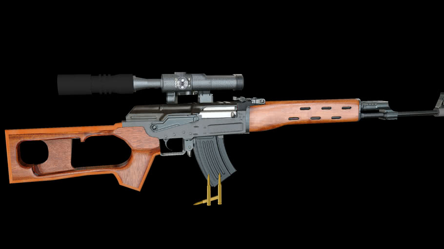 Dragunov SVD - Please Rate