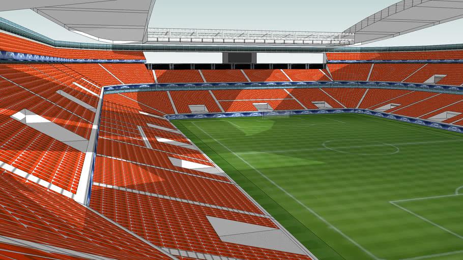 uefa champions league stadium 3d warehouse uefa champions league stadium 3d