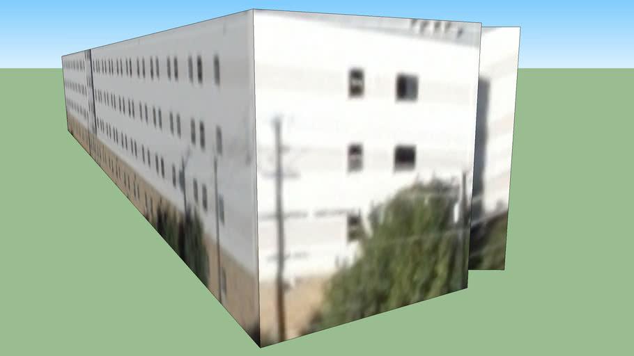 Building in Austin, TX, USA test