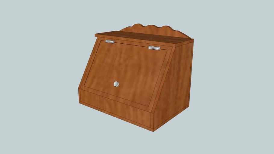 Simple Breadbox