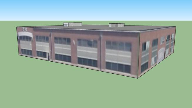 Building in Bonhomme, ميزوري، الولايات المتحدة