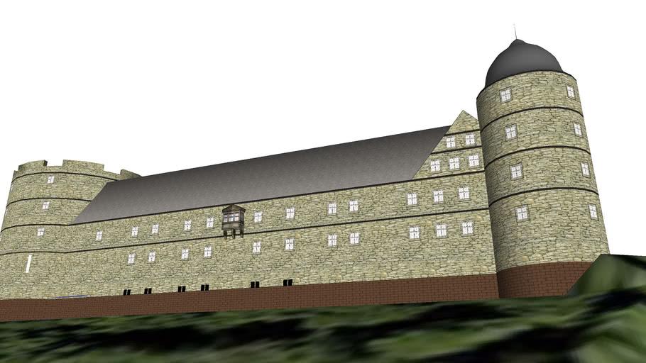 Wewelsburg Castle / Castillo de Wewelsburg / Wewelsburg