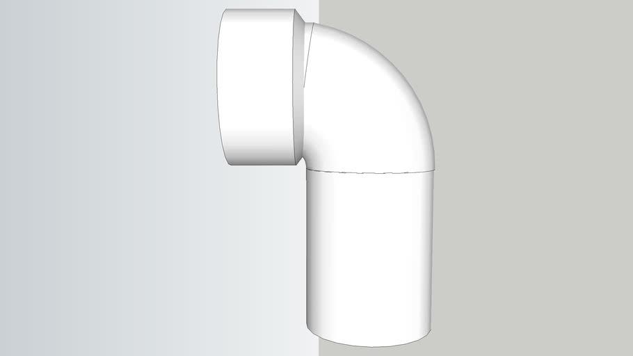 HTSW Přípojovací koleno