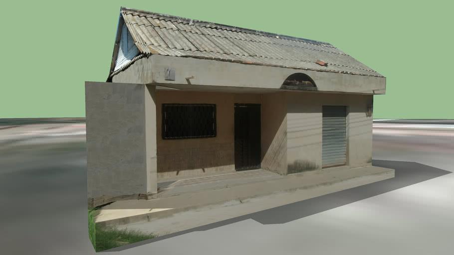 Pequeña casa familiar en Plato