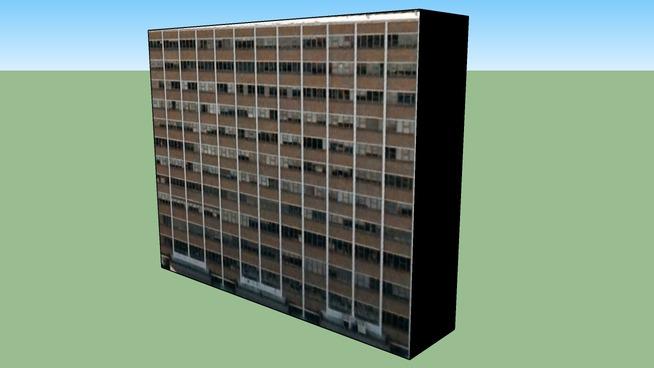 Building in Victoria 3000, Australia