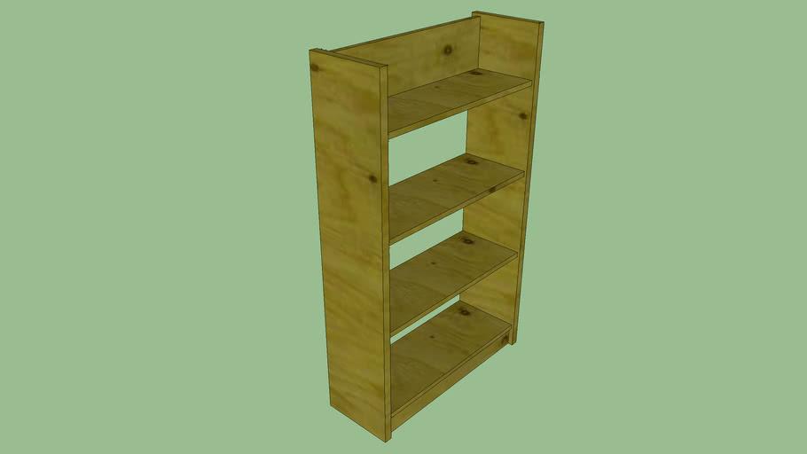 Tall Pine Bookacse