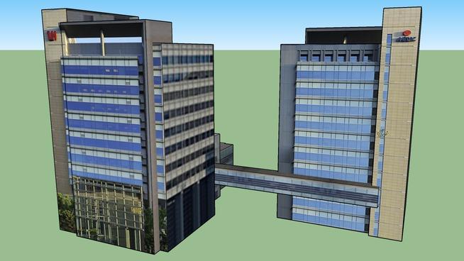 聯華實業南港總部大樓,Headquarters Complex, Lien Hwa Industrial Corp.