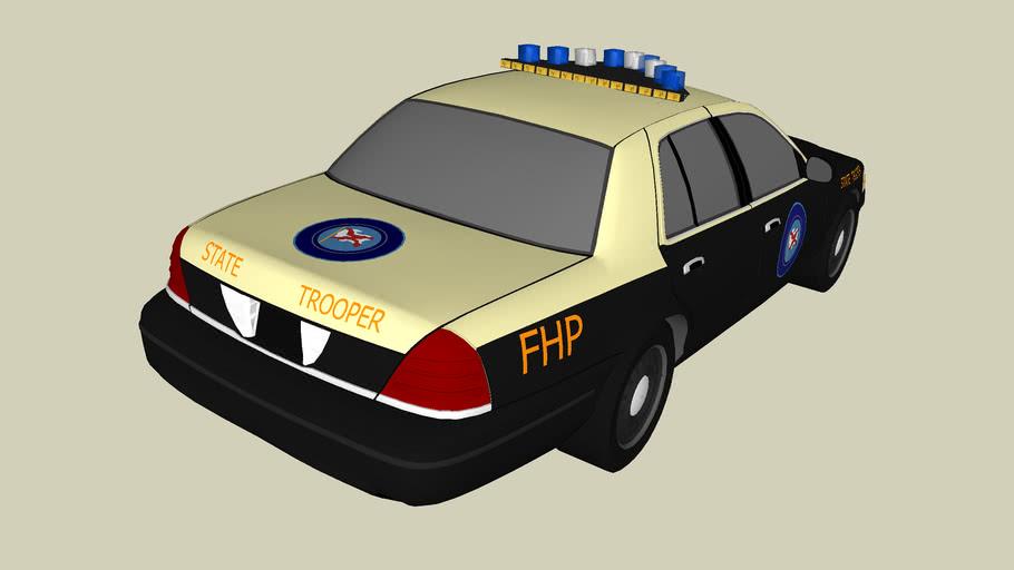 Florida Highway Patrol Interceptor