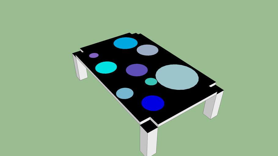 Polka Dot Table