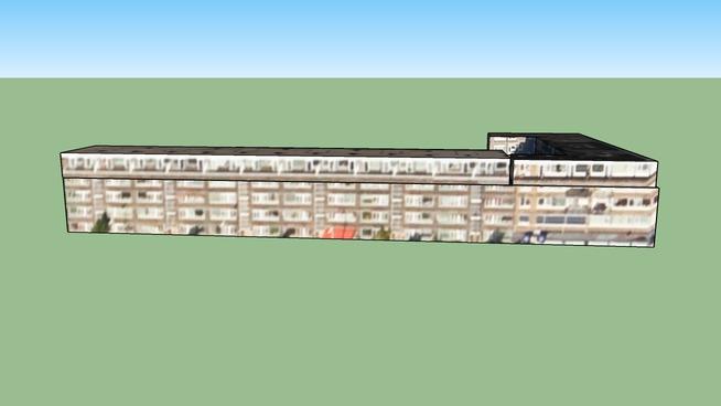 Construção em 3039 WB Roterdã, The Netherlands