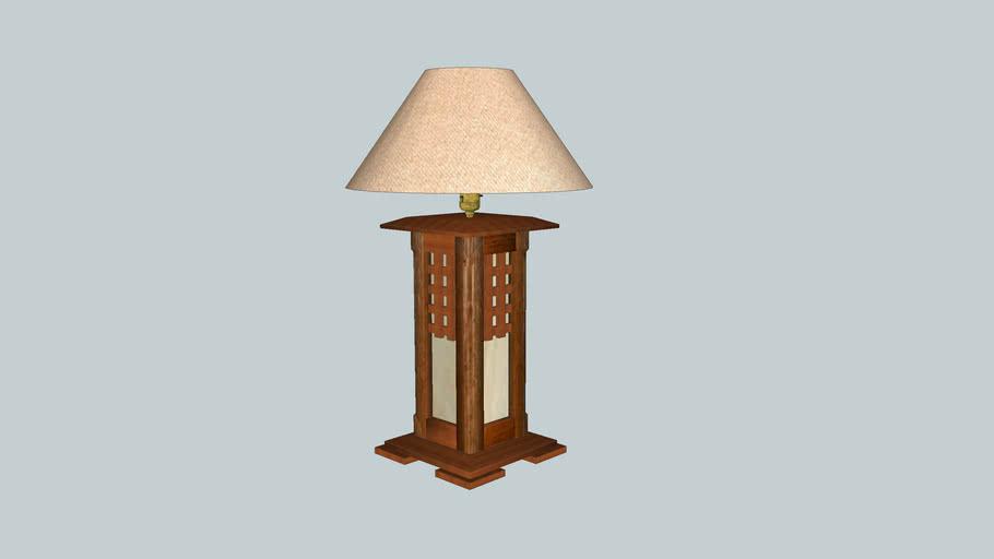 Mission Lamp