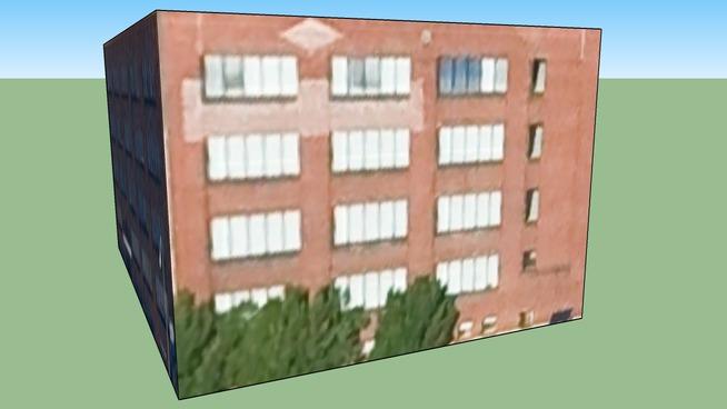 Edificio in Minneapolis, MN, USA