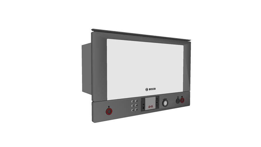 Bosch HMT85ML63 Microwave Oven
