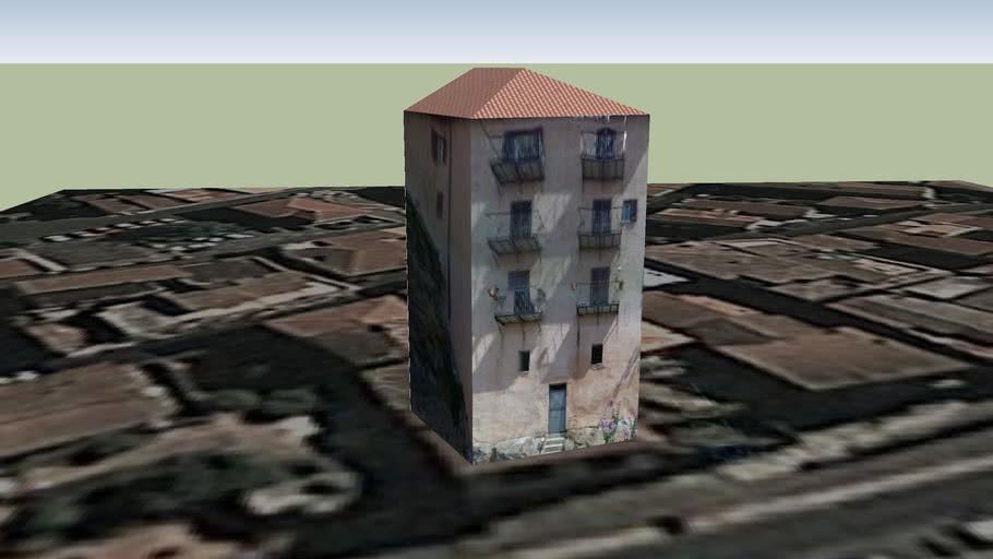 Edificio 20 via Ungheria, Valmontone