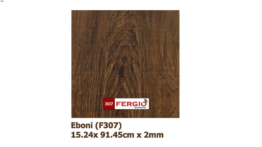 FERGIO vinyl flooring F307 (Eboni)