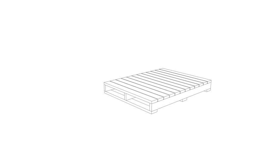 A Wood Pallet