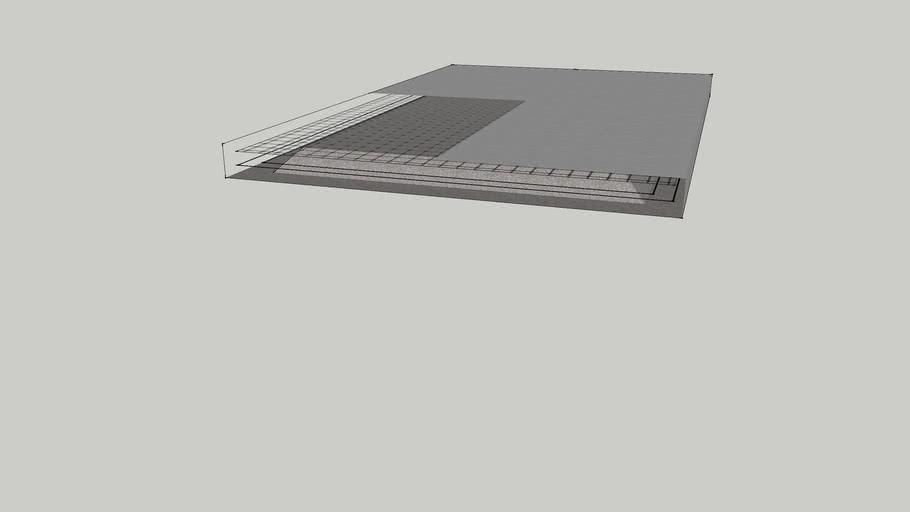 12x20 Pad