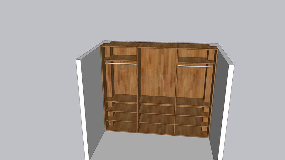 closet diego