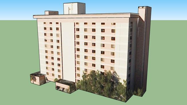 Building in St Petersburg, Florida, Vereinigte Staaten