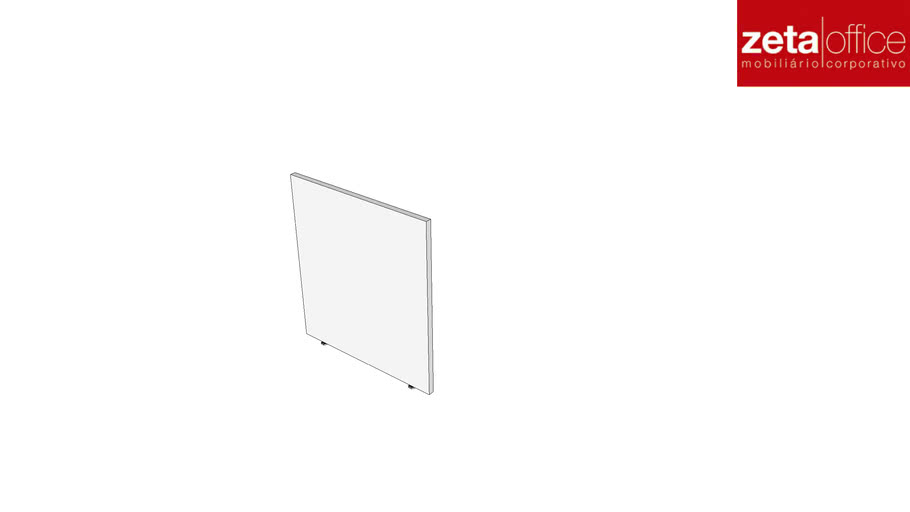 Painel Fechamento Lateral Plataforma - New Plan