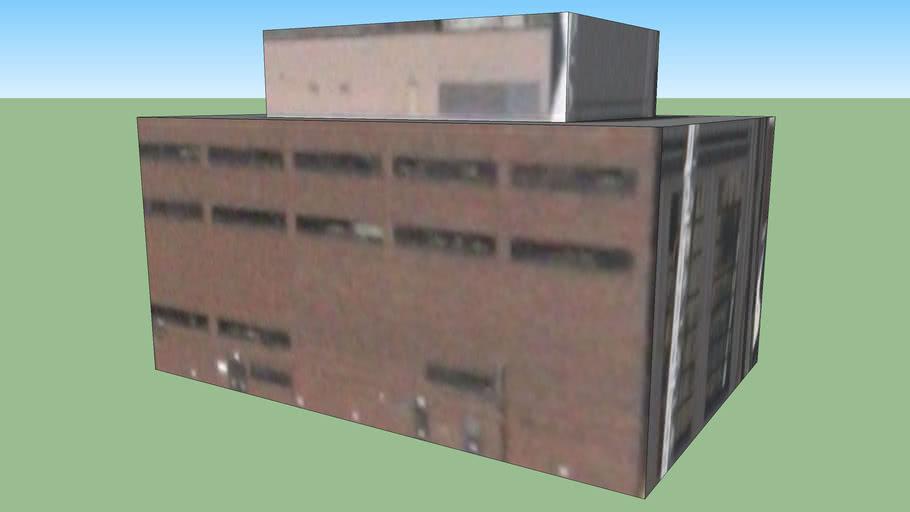 Edificio en Chicago, Illinois, EEUU