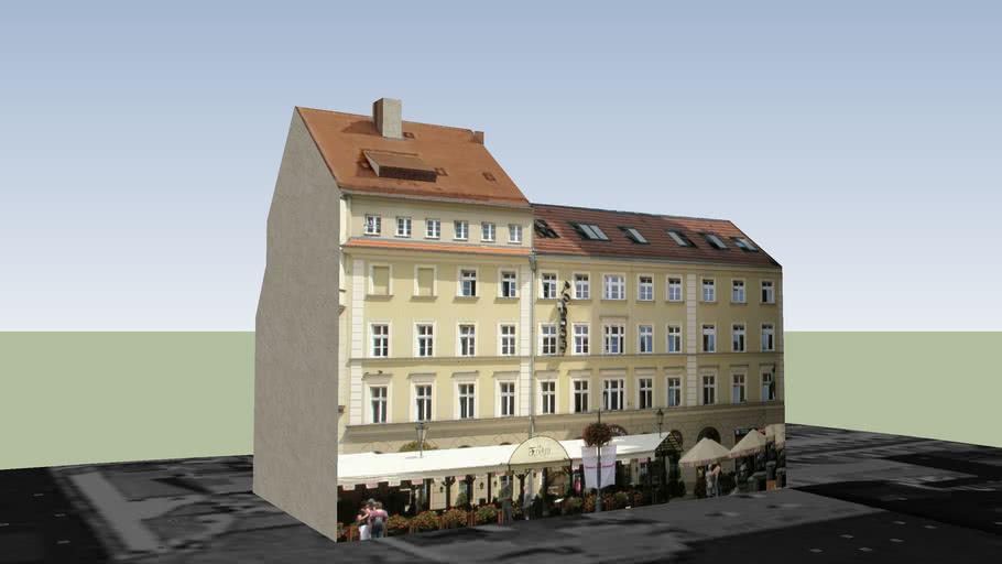 Sukiennice 10-11, Wrocław