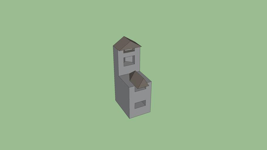 Prisão magica de Logwer Boerd