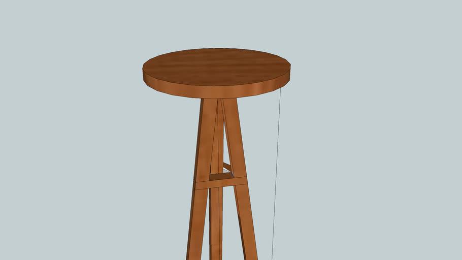 Gangsta stool