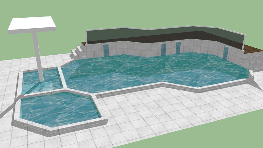 Swimming Pool Design 3d Warehouse