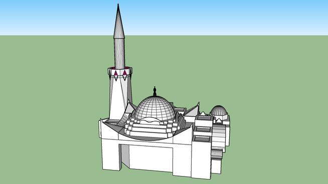 Süleyman Demirel Üniversitesi Cami
