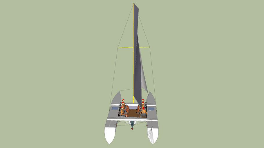 catamaran agiliss 33 CVCL