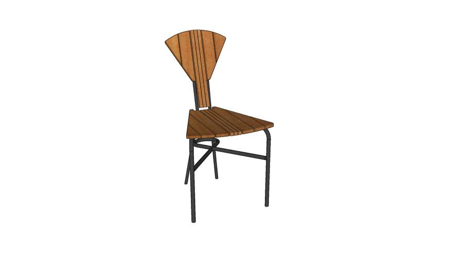 Cadeira Paulo Louzada 01