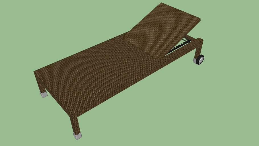 chaise longue pool chair