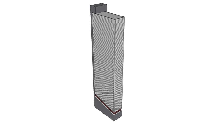 Vodjansky CAD Tower