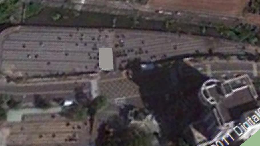 元培科技大學機車停車場監控室