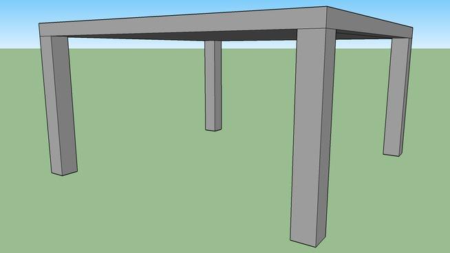 Coalesse EMU Round Short Table