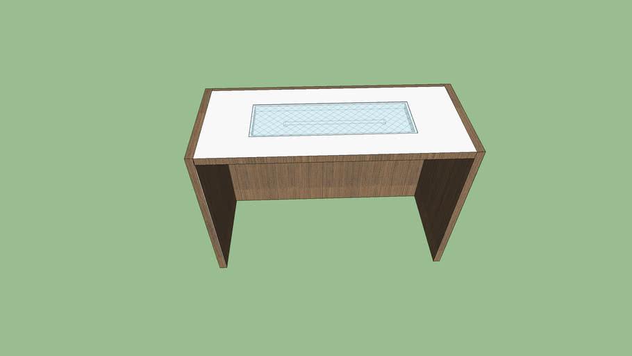 最原本的桌