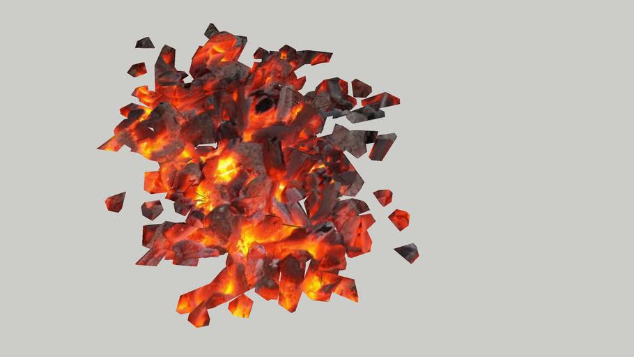 炭火  Fotan   木炭    charcoal
