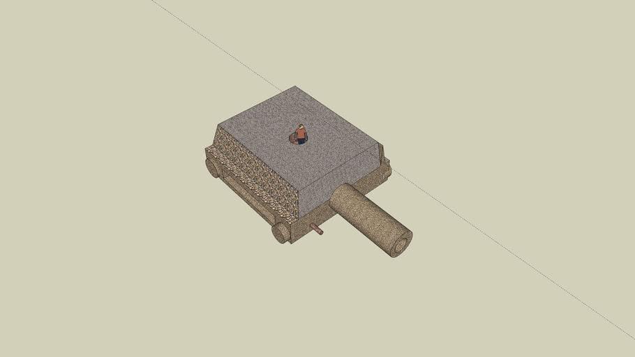 noobs tank