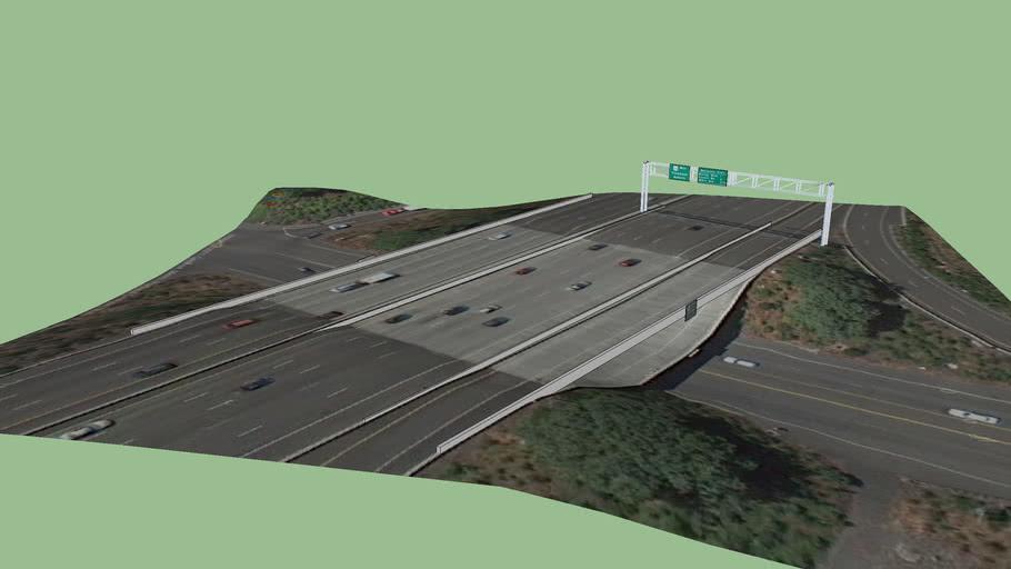Hwy 26 overpass
