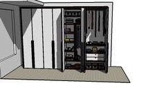 傢俱   衣櫃   系統櫃   床架